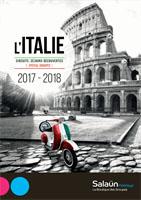 Ouvrir la brochure Italie 2017-2018