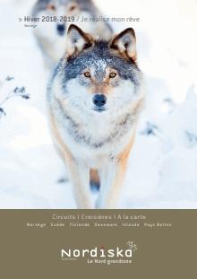 circuits, croisières et voyages à la carte en scandinavie dans le catalogue Nordiska